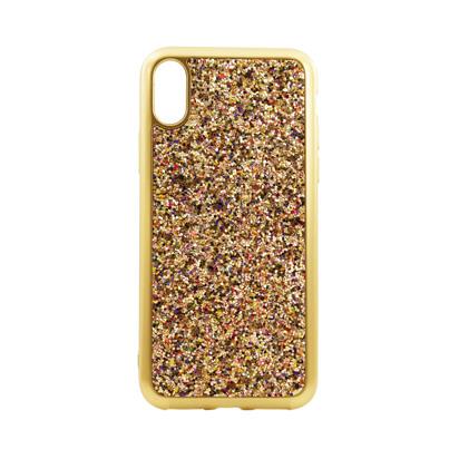 Futrola Shine za Iphone X/XS zlatna