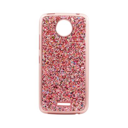 Futrola Shine za Motorola Moto C Plus roza