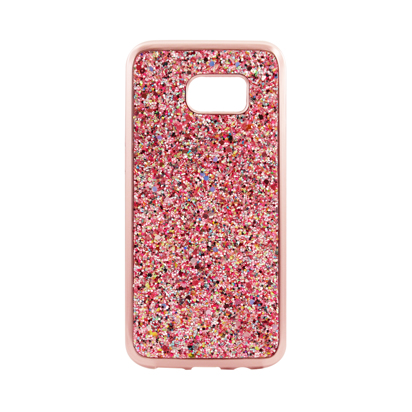 Futrola Shine za Samsung G935F Galaxy S7 Edge roza