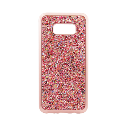 Futrola Shine za Samsung G955F Galaxy S8 Plus roza