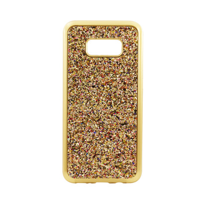 Futrola Shine za Samsung G955F Galaxy S8 Plus zlatna