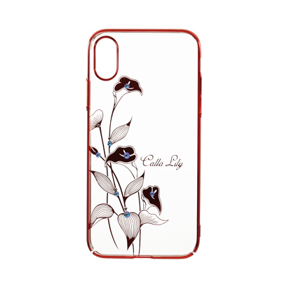 Futrola Kavaro Swarovski za Iphone X/XS Calla Lily