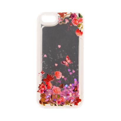 Futrola Flower Fluid za Iphone 5G/5S/SE model 2