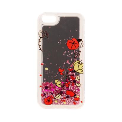 Futrola Flower Fluid za Iphone 5G/5S/SE model 4
