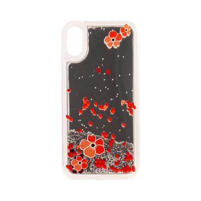 Futrola Flower Fluid za Iphone X/XS model 3