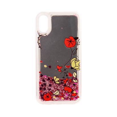 Futrola Flower Fluid za Iphone X/XS model 4