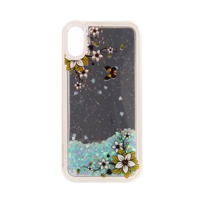 Futrola Flower Fluid za Iphone X/XS model 5
