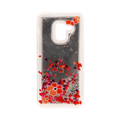 Futrola Flower Fluid za Samsung A530F Galaxy A8 2018 model 3