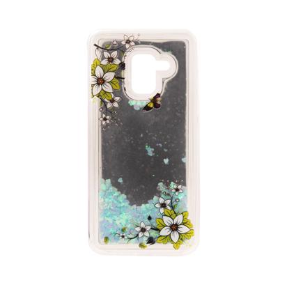 Futrola Flower Fluid za Samsung A530F Galaxy A8 2018 model 5