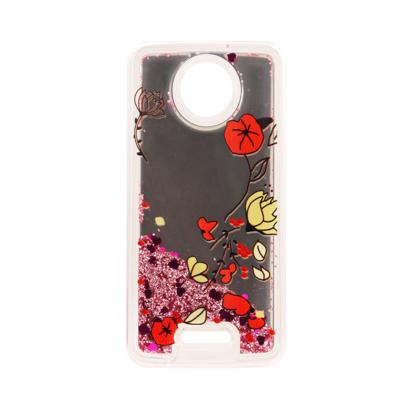 Futrola Flower Fluid za Motorola Moto C model 4