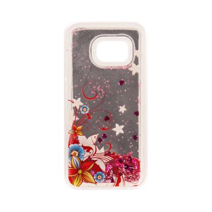 Futrola Flower Fluid za Samsung G930F Galaxy S7 model 1