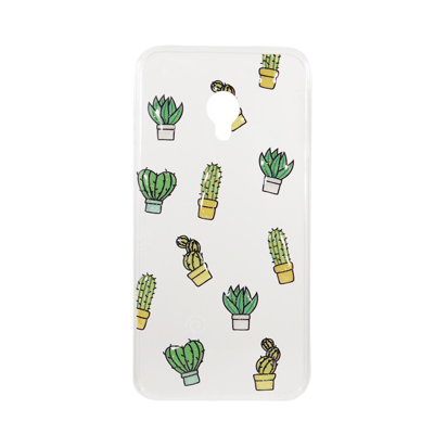 Futrola Summer Vibes za Alcatel U5 4G 5044D/5044Y Cactus