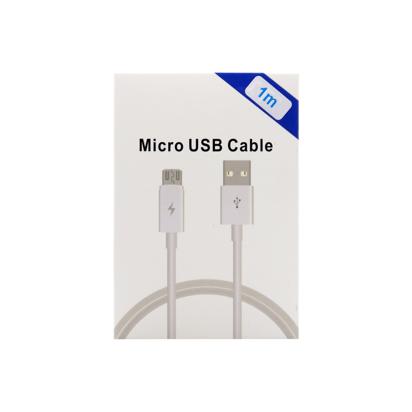 USB data kabal za Android 1m beli