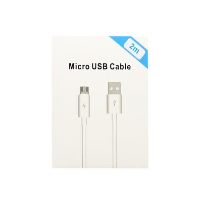 USB data kabal za Android 2m beli