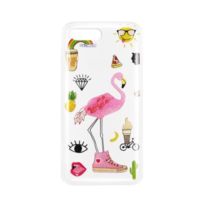 Futrola Summer Vibes za Huawei Honor 10 Flamingo