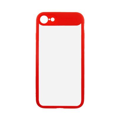 Futrola Auto Focus Mirror za iPhone 7/8/SE 2020 crvena
