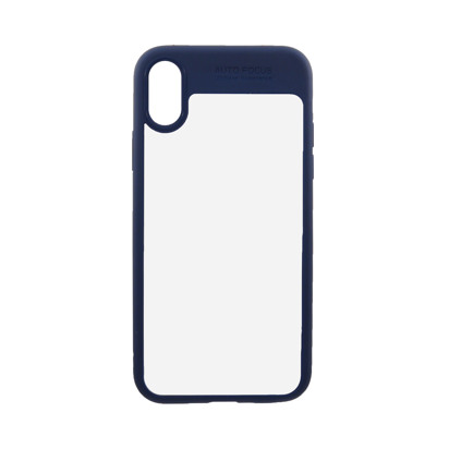 Futrola Auto Focus Mirror za Iphone X/XS plava