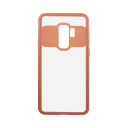 Futrola Auto Focus Mirror za Samsung G965F Galaxy S9 Plus pink