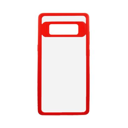 Futrola Auto Focus Mirror za Samsung N950 Galaxy Note 8 crvena