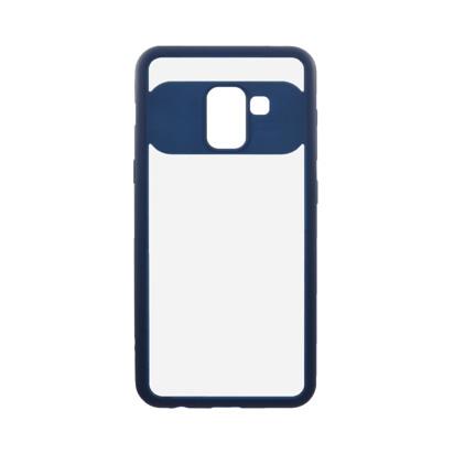 Futrola Auto Focus Mirror za Samsung A530F Galaxy A8 2018 plava