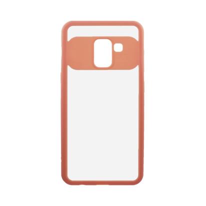 Futrola Auto Focus Mirror za Samsung A530F Galaxy A8 2018 pink