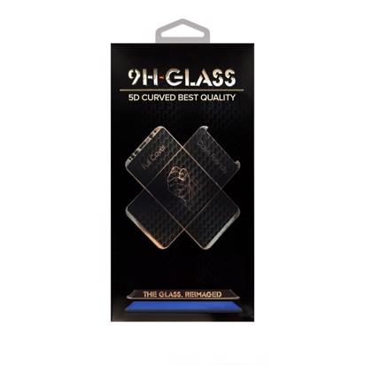 Staklena folija (glass 5D) za Samsung A600F Galaxy A6 2018 black