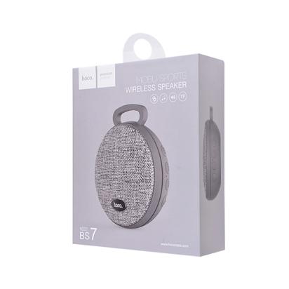 Bluetooth zvucnik HOCO BS7 gray