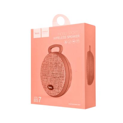 Bluetooth zvucnik HOCO BS7 orange