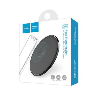 Punjac HOCO CW6 Homey Wireless black
