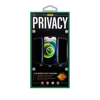 Staklena folija (glass 5D) za iPhone 7/8/SE 2020 protect your privacy