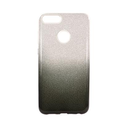 Futrola SHOW YOURSELF za Huawei P smart/Enjoy 7S srebrno-crna