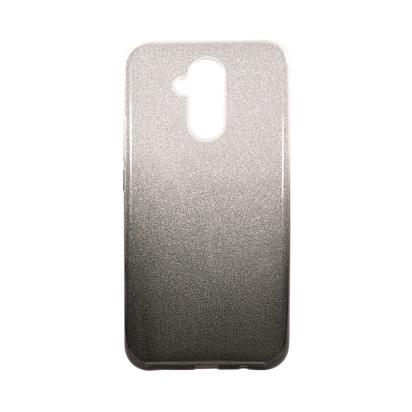 Futrola SHOW YOURSELF za Huawei Mate 20 Lite srebrno-crna