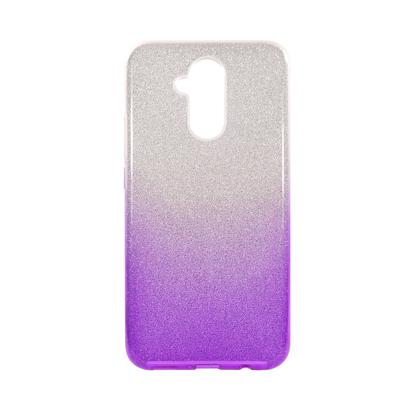Futrola SHOW YOURSELF za Huawei Mate 20 Lite srebrno-ljubicasta