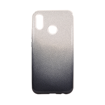 Futrola SHOW YOURSELF za Huawei P20 Lite srebrno-crna