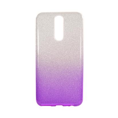 Futrola SHOW YOURSELF za Huawei Mate 10 Lite srebrno-ljubicasta