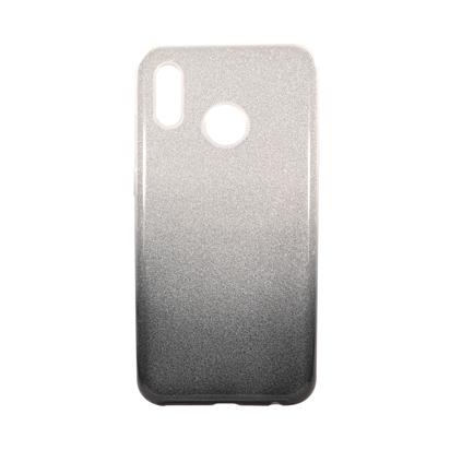Futrola SHOW YOURSELF za Huawei Honor Play srebrno-crna