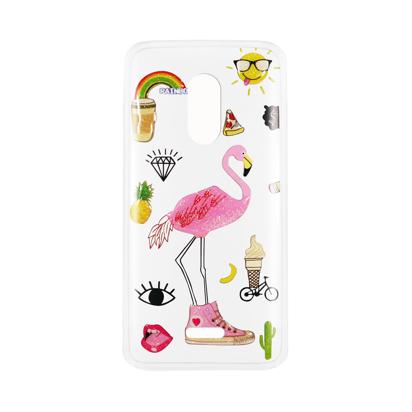 Futrola Summer Vibes za Alcatel OT 3C/5026 Flamingo