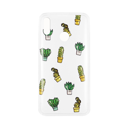 Futrola Summer Vibes za Huawei Honor 8X Cactus