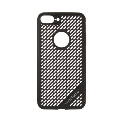 Futrola Motomo Breathe za iPhone 7 Plus/8 Plus crna