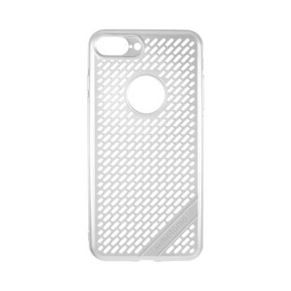 Futrola Motomo Breathe za iPhone 7 Plus/8 Plus siva