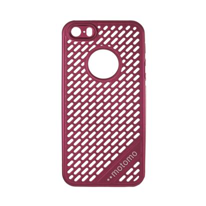 Futrola Motomo Breathe za Iphone 5G/5S/SE ljubicasta