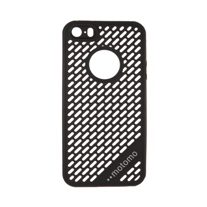 Futrola Motomo Breathe za Iphone 5G/5S/SE crna