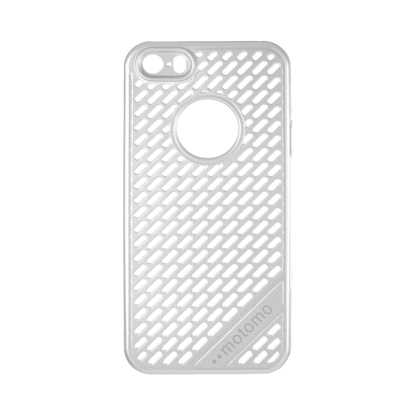 Futrola Motomo Breathe za Iphone 5G/5S/SE siva