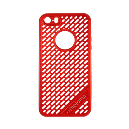 Futrola Motomo Breathe za Iphone 5G/5S/SE crvena