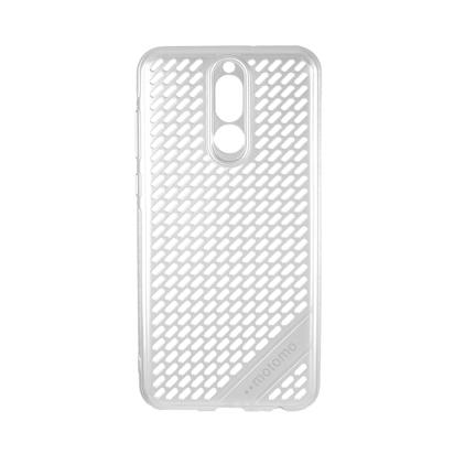Futrola Motomo Breathe za Huawei Mate 10 Lite siva