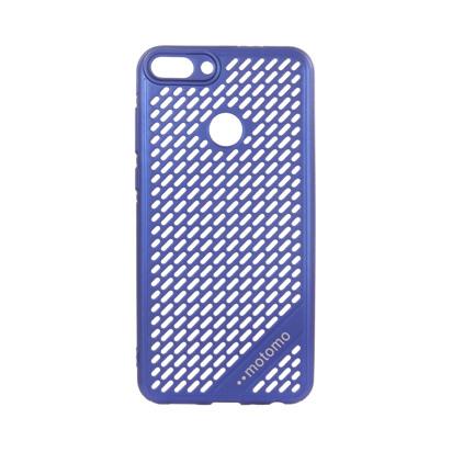 Futrola Motomo Breathe za Huawei P smart/Enjoy 7S plava