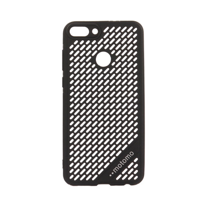 Futrola Motomo Breathe za Huawei P smart/Enjoy 7S crna