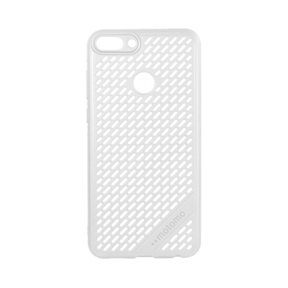 Futrola Motomo Breathe za Huawei P smart/Enjoy 7S siva
