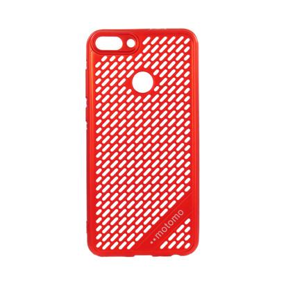 Futrola Motomo Breathe za Huawei P smart/Enjoy 7S crvena