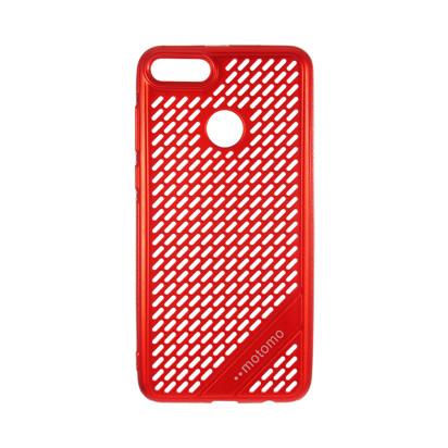 Futrola Motomo Breathe za Huawei Y9 2018/Enjoy 8 Plus crvena